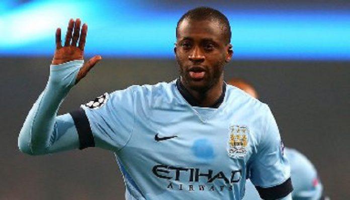 Les excuses de Yaya Touré — Manchester City