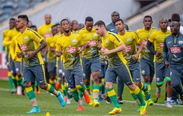 L'Afrique du Sud bat le Sénégal
