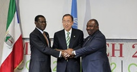 Signature d'un Compromis pour le règlement du différend frontalier — Gabon-Guinée Equatoriale