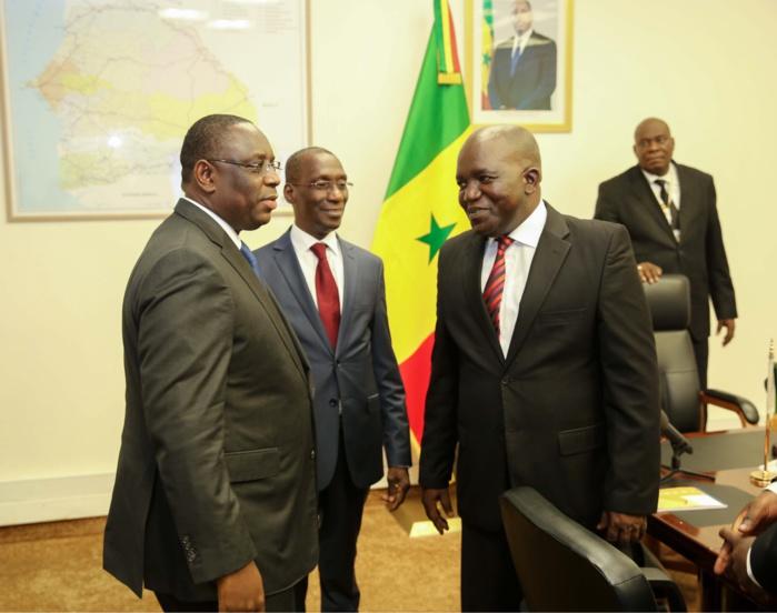 Macky Sall fait des concessions à l'Opposition — Sénégal