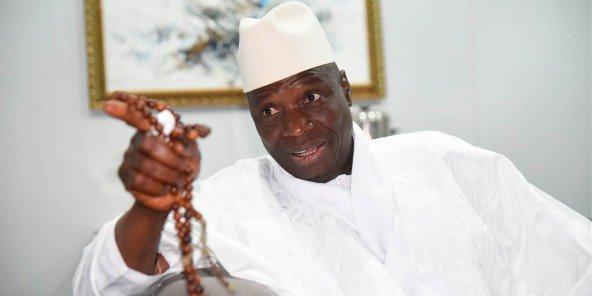 Yahya Jammeh revient sur sa parole — Gambie