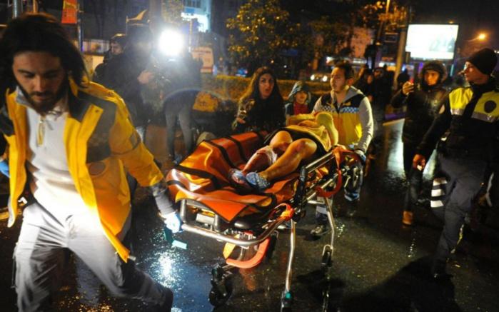 Ce que l'on sait du tueur — Attentat d'Istanbul