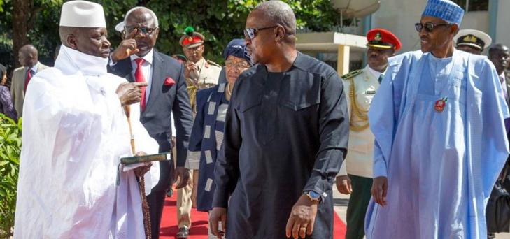 Gambie: Jammeh renvoie la mission de la CEDEAO à vendredi