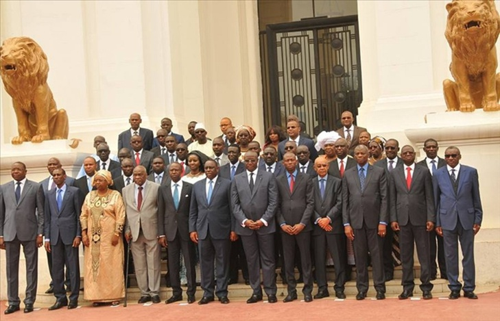 Institutions: Voici le communiqué du Conseil des ministres du mercredi 11 janvier 2017