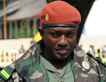 """JUSTICE: Le Sénégal extrade le militaire guinéen """"Toumba"""" Diakité"""