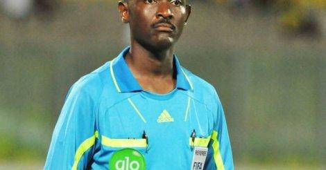 FIFA : L'arbitre ghanéen Joseph Lamptey suspendu à vie