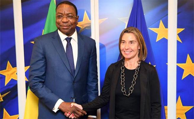 Diplomatie: Dakar et l'UE annoncent une politique commune dans plusieurs domaines