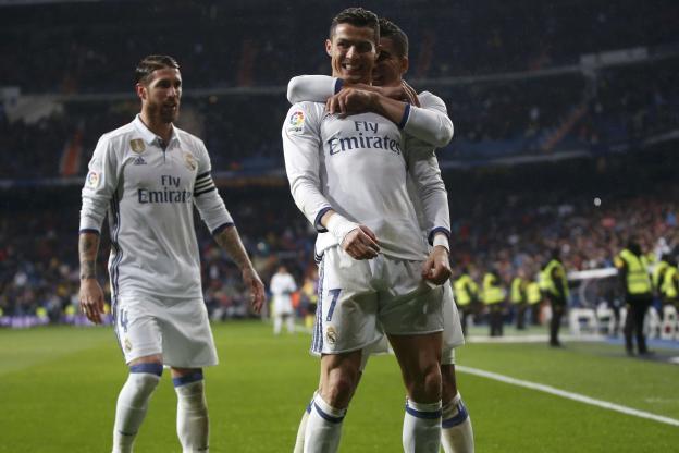 Les 5 buts de Ronaldo en 2 matches face au Bayern (vidéo)