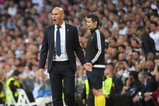 Zinédine Zidane  après la victoire du Real : «Mon match le plus difficile sur le banc»
