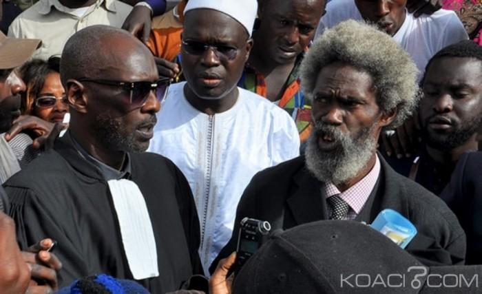 JUSTICE: Les avocats de Khalifa Sall écrivent à Macky