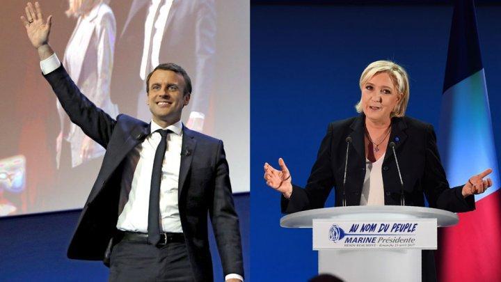 France/présidentielle: Macron favori pour battre Le Pen au second tour
