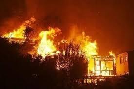 Incendie à l'Unité 17 des PA: 5 adolescents meurent par asphyxie