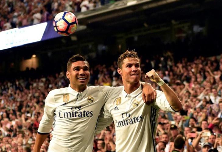 Espagne: le Real Madrid à deux marches du titre