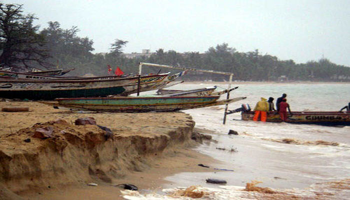 Erosion côtière: Des spécialistes pour la création d'une structure autonome de gestion du littoral(APS)
