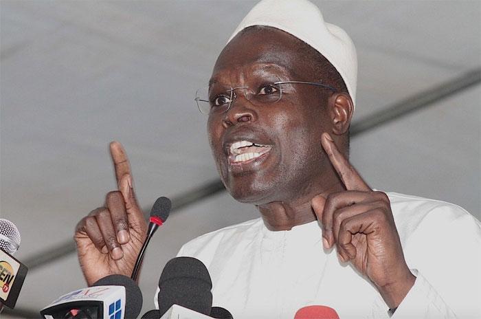Des avocats exigent la libération de Khalifa Sall — Sénégal