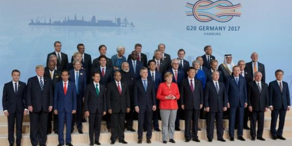 Sommet du G20: Alpha Condé et Macky Sall, porte-voix de l'Afrique à Hamburg