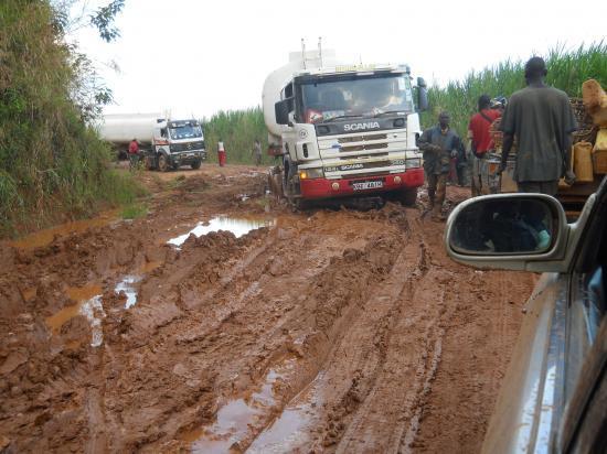 Infrastructures: Mahammed Dionne choqué par l'Etat de la route Ndioum-Bakel