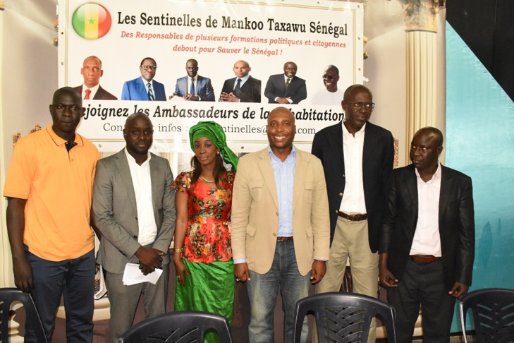 Drame de Demba DIOP: Mankoo Taxawu Senegaak suspend sa campagne pour 24H