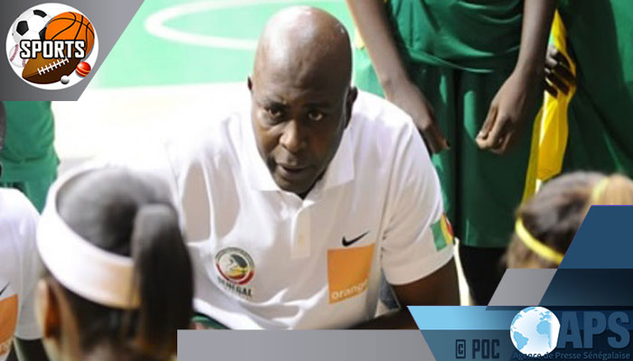 """Afrobasket féminin 2017: Moustapha Gaye publie sa """"liste finale"""""""