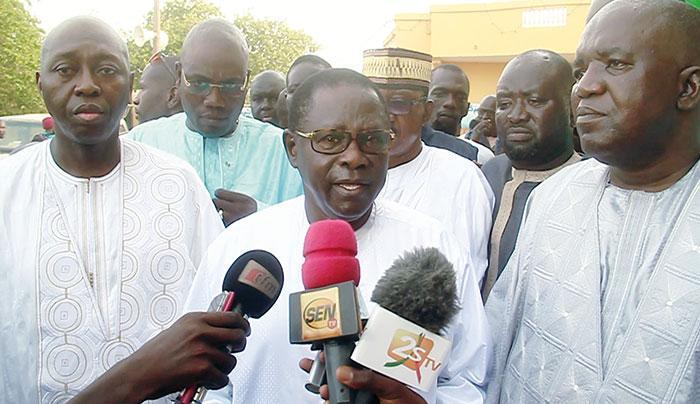 Opposition contre Macky: Un front dur en gestation( Actunet)