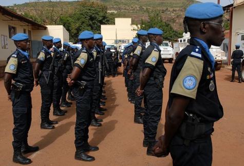 Sénégal-ONU: Précision de la Police sur le retour d'un contingent déployé au Darfour (Communiqué)