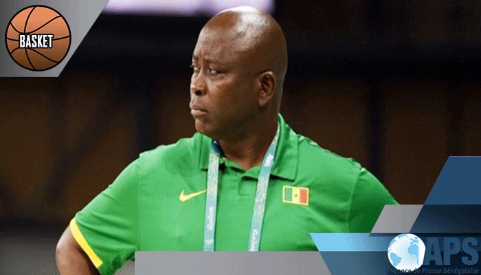 Afrobasket masculin – Tapha Gaye : « je n'ai jamais vu une équipe du Sénégal aussi forte »