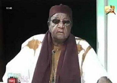 """Nécrologie: La disparition de """"Baye Peulh"""" est une """"peine profonde"""" pour le peuple sénégalais(Ministère)"""