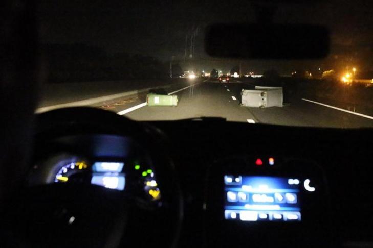 APPEL: Vivement l'éclairage de l'autoroute à péage