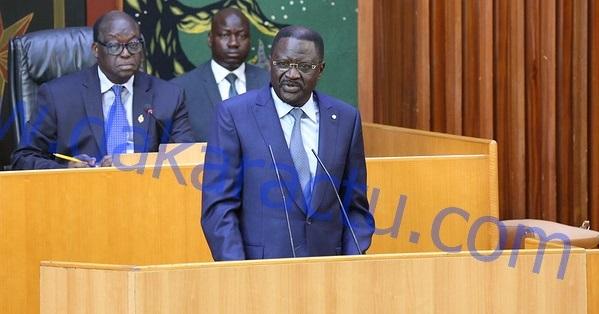 Assemblée nationale: Le budget du ministère de l'Agriculture est de 195 milliards