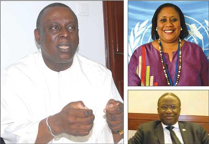 Libération sous caution: les quatre « sauveurs » de Cheikh Tidiane Gadio