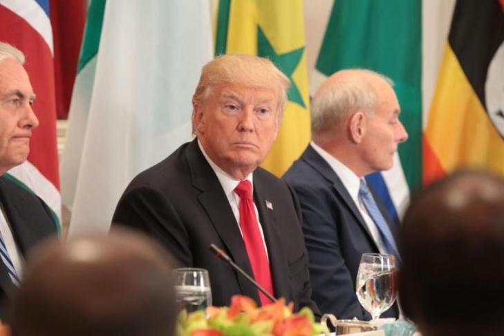 MONDE: Trump, la dérive raciste
