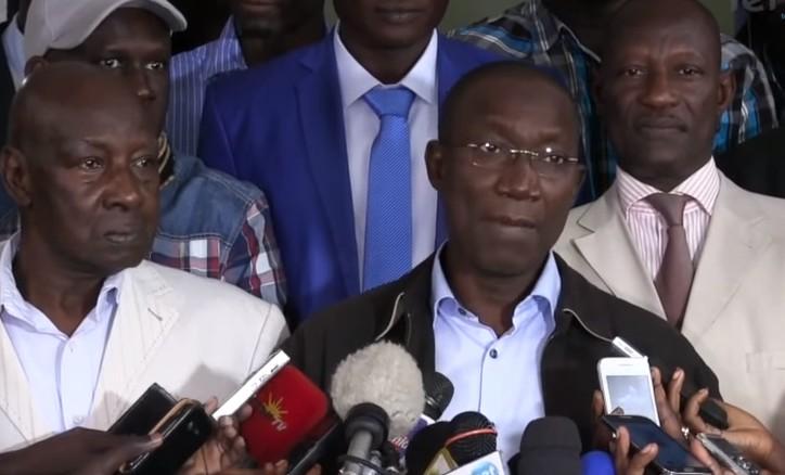 Comité directeur: Réunion houleuse des cadres du PDS