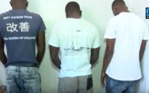 Tentative de braquage à Djilor Saloum: 3 malfaiteurs mis aux arrêts