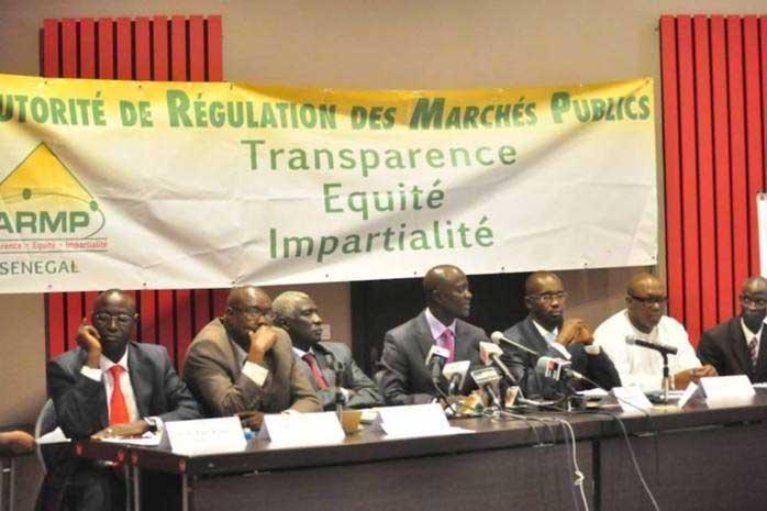 Rapport de l'ARMP: Le COUD, L'AIDB, Bibi et Sidiki KABA épinglés
