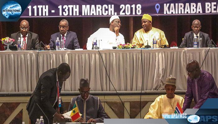 Sénégal-Gambie-Coopération: L'axe Dakar-Banjul s'enrichit de six nouveaux accords