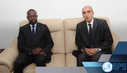 Aviation-accident: Le PM a présenté les condoléances du Gouvernement à l'ambassadeur d'Algérie