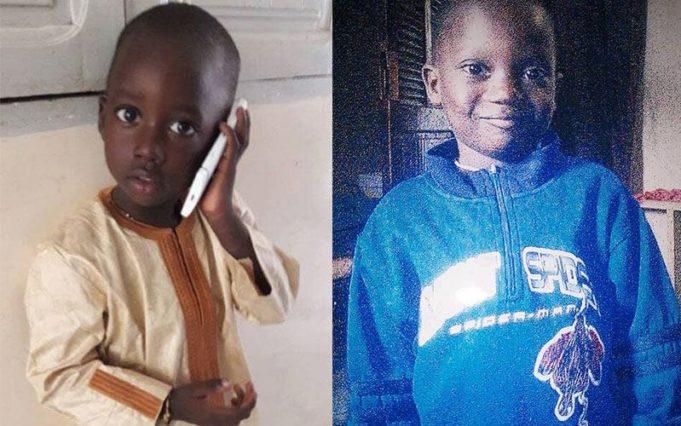 Unité 14 des Parcelles assainies 2 enfants retrouvés enfermés dans un véhicule dont un mort