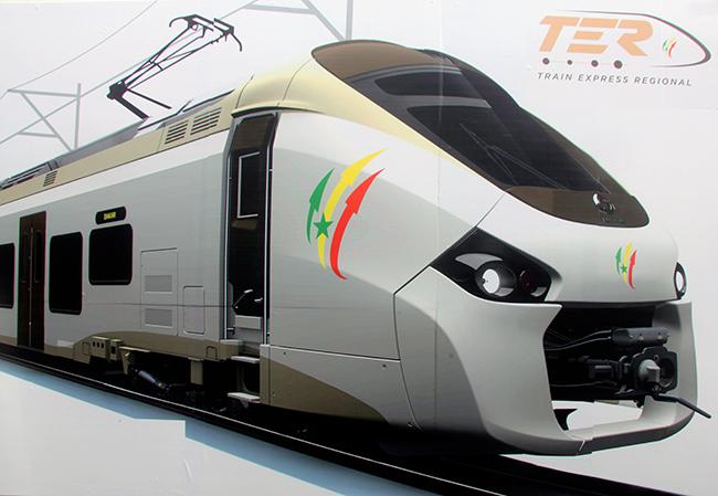 INFRASTRUCTURES: Le TER testé avec succès en France