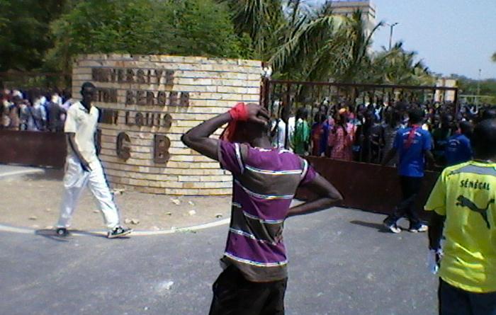 Université Gaston Berger : Un étudiant tué par balle