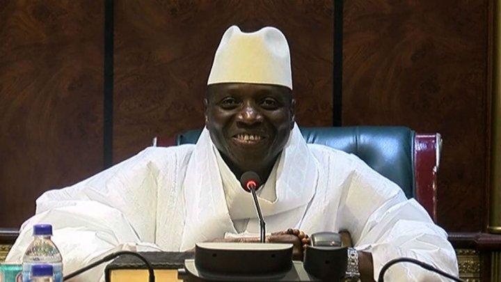 JUSTICE: Le Ghana «examine» l'extradition de Yahya Jammeh