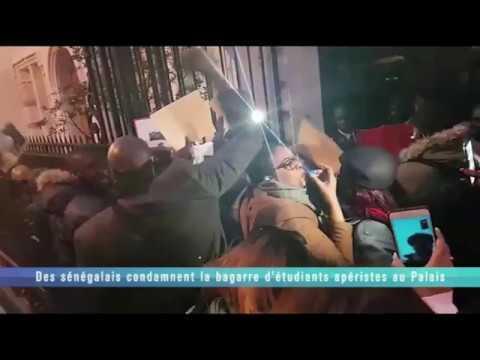 Trouble devant le Palais présidentiel: Les étudiants apéristes condamnés à 15 jours