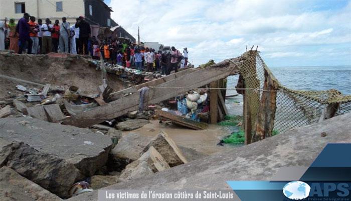 SAINT-LOUIS: 24,4 millions d'euros de la BM pour les victimes de la houle maritime de Goxu Mbacc