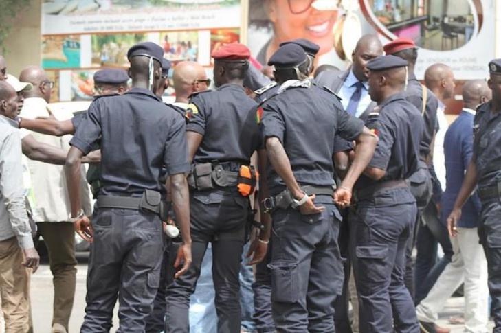CARTOGRAPHIE: Les chiffres de la délinquance au Sénégal