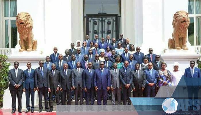 GOUVERNEMENT: Communiqué du Conseil des ministres du lundi 11 juin 2018