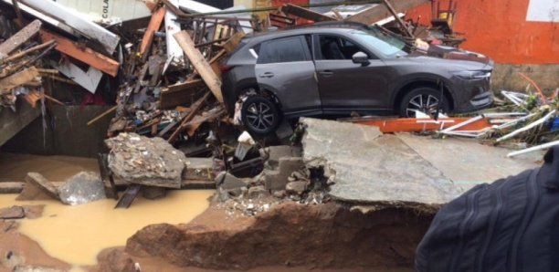 Côte d'Ivoire: pluies diluviennes et mortelles à Abidjan(RFI)