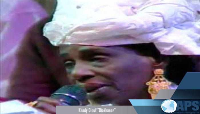 Musique-profil: Khady DIOUF ''Diakhanor'', la muse sérère
