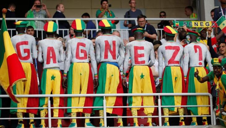 CM 2018 : Quatre supporter sénégalais manquent à l'appel, au départ de Moscou