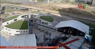 Déménagement effectif du gouvernement à Diamniadio: Le ministère de l'Agriculture prend déjà ses marques