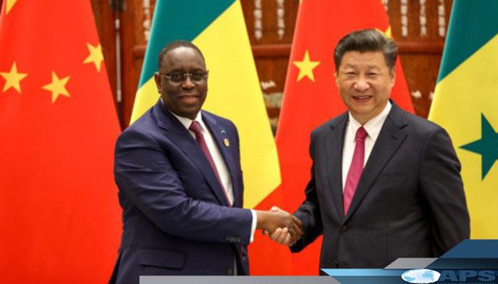 Sénégal-Chine-Coopération: XI JINPING espère que sa visite permettra d'approfondir les relations sino-sénégalaises