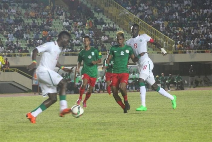 Eliminatoires CAN 2019 : Le Madagascar surprend le Sénégal 2-2